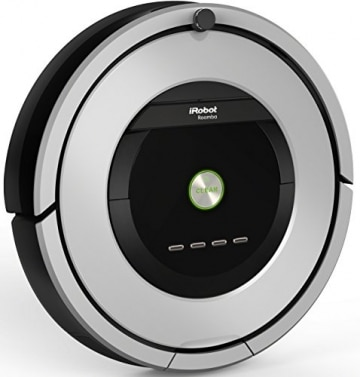 irobot roomba 886 im ausf hrlichen test vor und nachteile alternativen. Black Bedroom Furniture Sets. Home Design Ideas