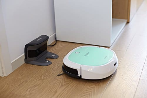 ecovacs robotics deebot mini kompakter. Black Bedroom Furniture Sets. Home Design Ideas