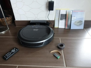 Miele Scout RX2 Home Vision - 11