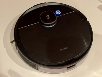 Ecovacs Deebot T8 OZMO Aivi Staubsauger Roboter